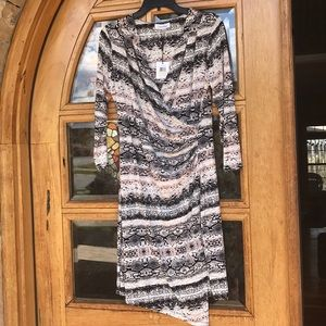 Calvin Klein printed Dress.